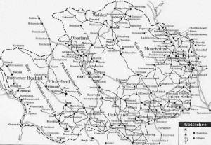 map gottschee cty05